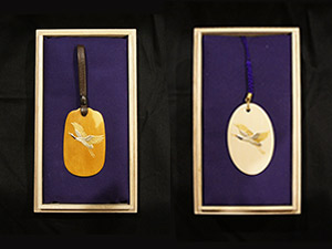 Genuine Ivory Shoehorn (Crane)